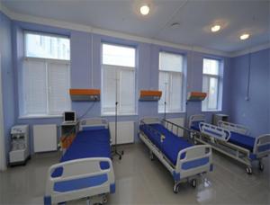 Стирка белья санаторно-оздоровительных учреждений